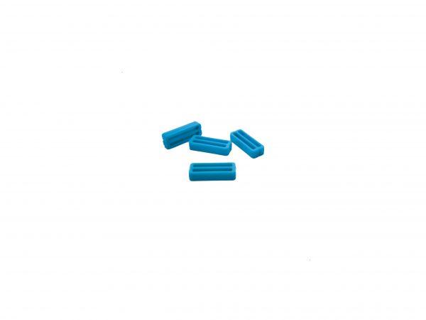 strapkeper blau-4er-Pack